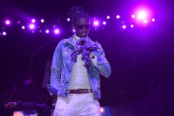 Young Thug Thrown In Jail After Failing Court-Ordered Drug Test