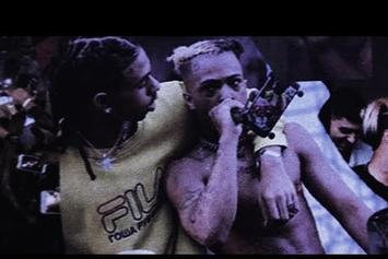 """Robb Bank$ Shows Mad Love To XXXTentacion In """"Bad Vibes Forever"""" Video"""