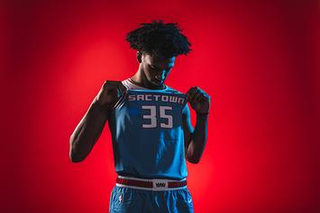 "Sacramento Kings Unveil ""Sactown"" City Edition Uniform"