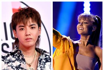 Ariana Grande Fans Rejoice As iTunes Nullifies Kris Wu's Sales Figures