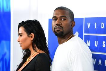 Kanye West & Kim Kardashian's Home Close To Flames In California Wildfire: Report