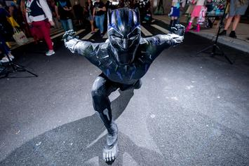"""""""Black Panther"""" To Receive Great Family Media At Common Sense Awards"""