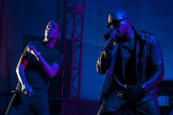 """Kanye West & Kid Cudi's Stage Designer Speaks Out: """"Lorde Wasn't The First"""""""