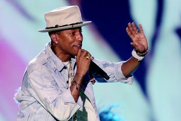 Pharrell Criticized For Endorsing Israeli Defense Forces By Pro-Palestinians