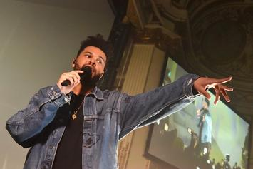 """The Weeknd Sued For Allegedly Stealing """"Starboy"""" Comic Book From Writer"""