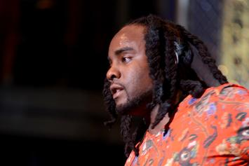 """Wale Says His Next Album Will """"Hopefully"""" Be His Last"""