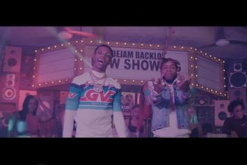 "Tory Lanez & A Boogie Wit Da Hoodie Shine Bright In ""If It Ain't Right"" Visuals"