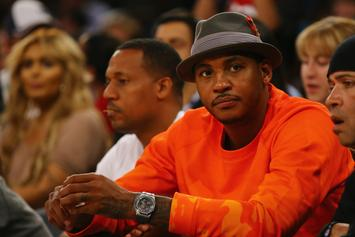 Carmelo Anthony Being Recruited By Puerto Rico National Team