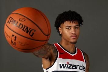 Wizards' Kelly Oubre Signs Unique Multi-Year Deal With Converse