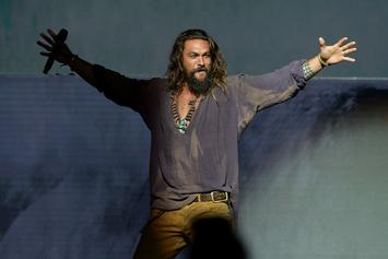 """""""Aquaman"""" Gets A Swimming Lesson In Explosive Final Trailer"""