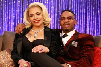 Stevie J Thinks The Notorious B.I.G. Would Be Happy That He Married Faith Evans