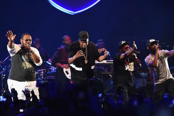 """Roc-A-Fella Supergroup State Property Reunites For """"Now Or Never Tour"""" Starting Tonight"""