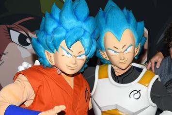 """Grab This Life-Size """"Dragon Ball Z"""" Vegeta Statue For Just $4,000"""