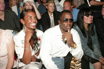 Diddy May Be Too Heartbroken To Deliver Kim Porter's Eulogy At Funeral