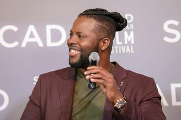 "Winston Duke Reveals That He Blindly Auditioned For ""Black Panther"" & ""Star Wars"""