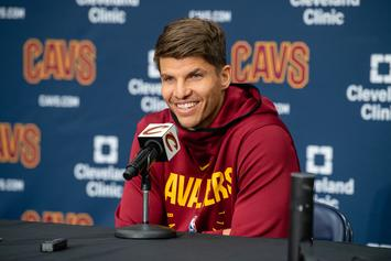 Cleveland Cavaliers Trade Kyle Korver To Utah Jazz For Alec Burks & Draft Picks