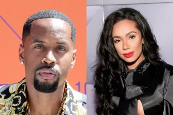 """Safaree Samuels & Erica Mena Switch On Their Exes, Make Relationship """"Official"""""""