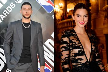 """Kendall Jenner & Ben Simmons Reportedly Not Exclusive But Still """"Hooking Up"""""""