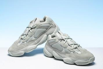 Adidas Yeezy 500 Salt Releasing Today: Purchase Links