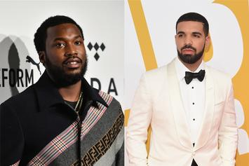 """Drake Apologizes To Meek Mill In Comedic """"Championships"""" Video"""