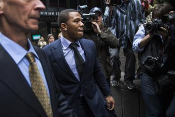 Ray Rice Wants To Help Kareem Hunt Flip The Script