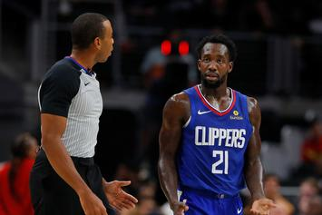 """Patrick Beverley: Heckling Mavs' Fan Told Him """"F*ck Your Mother"""""""