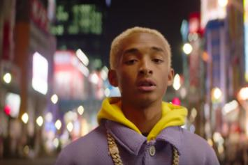 """Jaden Smith Shows Off His Anime Powers In """"GOKU"""" Visuals"""