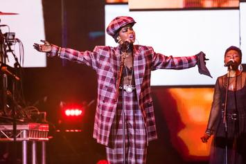 Lauryn Hill Stuns London Audience, Arrives On Time & Delivers The Goods Old School