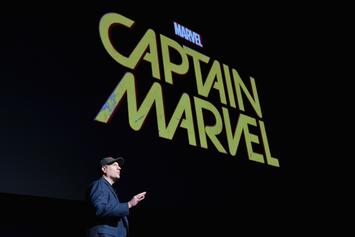 """Marvel Fans Create Frightened Thanos Memes After New """"Captain Marvel"""" Trailer"""