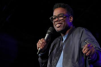 "Chris Rock On 91st Oscars Host: ""Damn I've Lost Another Job To Kevin Hart"""