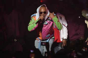 """Cam'Ron Adds """"Mathematical Magician"""" To His Expansive Resume"""