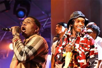 A$AP Rocky & Kevin Gates To Headline 2019 BUKU Music + Art Project