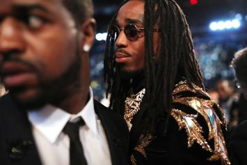 """Grammys Robbed Migos,"" According To Quality Control's CEO"