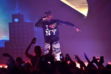 """Travis Scott Gains The Legal Papers To Exterminate """"Astroworld"""" Bootleggers"""