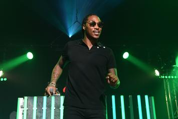 Future's Alleged Baby Mama Flaunts Her Baby Bump