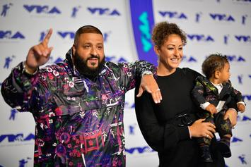 DJ Khaled & Nicole Tuck Throw Joint Birthday Party; Gifted $100K Watches