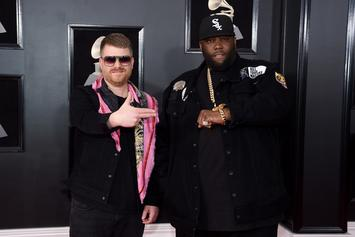 """El-P Confirms """"Run The Jewels 4"""" Is Dropping In 2019"""