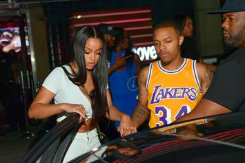 """Kiyomi Leslie On """"Toxic"""" Bow Wow Relationship: """"Let Me Be Happy"""""""