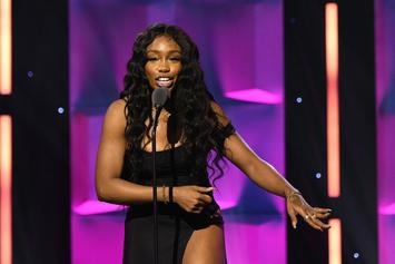 """SZA Shows Off Impressive Leg Press At The Gym: """"Fight Me"""""""