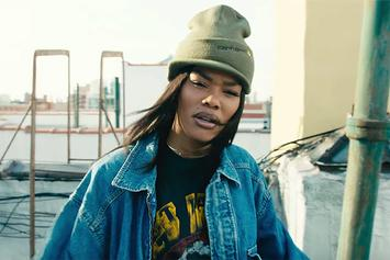 "Teyana Taylor Drops Off New Video Remix To ""Gonna Love Me"" With Wu-Tang Clan"