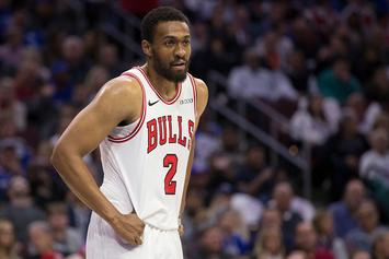 Chicago Bulls' Jabari Parker Pulled From Rotation