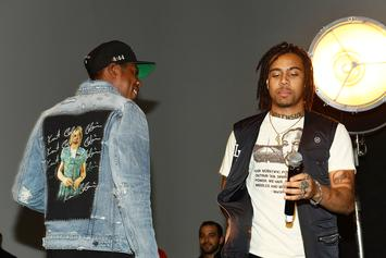 Vic Mensa Shares A Conversation That Jay Z Had With Banksy