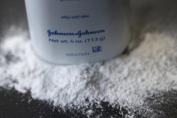 Johnson & Johnson Reportedly Hid Information About Asbestos In Products