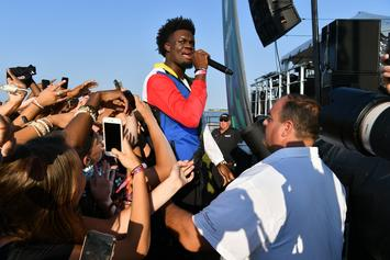 """Ugly God Releases Cover Art For """"Bumps & Bruises"""""""