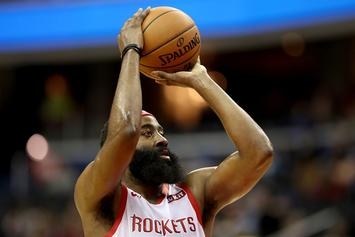 Houston Rockets Set NBA Record In Victory Over Wizards