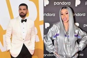 Drake, Cardi B, Migos & Post Malone Hold Down RIAA's 2018 Gold & Platinum List