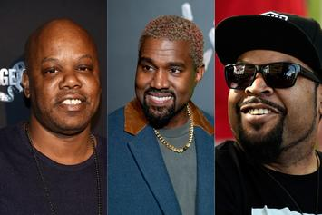Kanye West Acknowledges Ice Cube & Too Short As GOATs