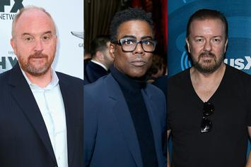 Chris Rock, Louis C.K. & Ricky Gervais Facing Backlash For Resurfaced HBO Special