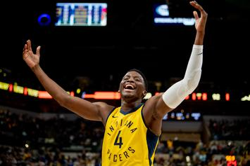 "Victor Oladipo Gave His ""Most Improved Player"" Prize To A Domestic Abuse Survivor"