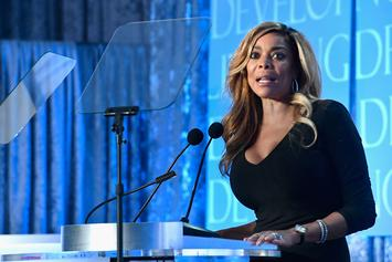 """Wendy Williams' Husband's Alleged Mistress Rumored To Be Pregnant With """"Oops Baby"""""""